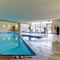 Swimming pool at Best Western Plus Toronto North York Hotel & Suites