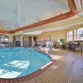 Swimming pool at Best Western Plus Tulsa Inn & Suites