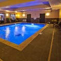 Swimming pool at Best Western Plus Tupelo Inn & Suites