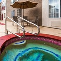 Swimming pool at Best Western Plus Twin View Inn & Suites