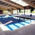 Swimming pool at Best Western Plus University Inn