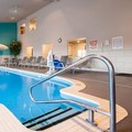 Swimming pool at Best Western Plus University Park Inn & Suites