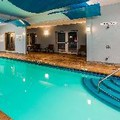 Swimming pool at Best Western Plus Walkerton Hotel & Conference Cen