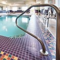 Swimming pool at Best Western Plus Washington Hotel