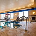 Swimming pool at Best Western Plus Wausau Rothschild Hotel