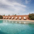Swimming pool at Best Western Plus Waxahachie Inn & Suites