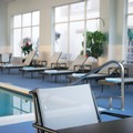 Swimming pool at Best Western Plus Waynesboro Conference Center