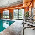 Swimming pool at Best Western Plus West Akron Inn & Suites