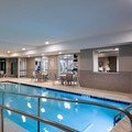 Swimming pool at Best Western Plus West Lawrence
