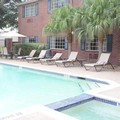 Swimming pool at Best Western Plus Westchase Mini Suites