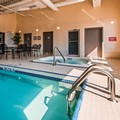 Swimming pool at Best Western Plus Winnipeg Airport Hotel