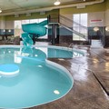 Swimming pool at Best Western Plus Winnipeg West