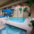 Swimming pool at Best Western Plus of Detroit Lakes