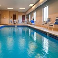 Swimming pool at Best Western Port Huron Blue Water Bridge