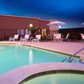 Swimming pool at Best Western Premier Bryan College Station