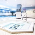 Swimming pool at Best Western Premier Toronto Airport Carlingview Hotel