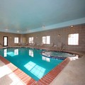 Swimming pool at Best Western Quanah Inn & Suites