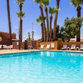 Swimming pool at Best Western Rancho Grande