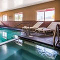 Swimming pool at Best Western Richfield Inn