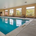 Swimming pool at Best Western Richmond Hotel