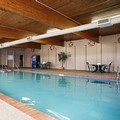 Swimming pool at Best Western Riverfront Inn