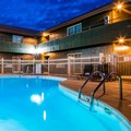 Swimming pool at Best Western Rivertree Inn