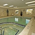 Swimming pool at Best Western Riverview Inn & Suites