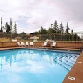 Swimming pool at Best Western Rocky Mountain Lodge