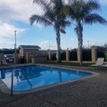 Swimming pool at Best Western San Benito Inn