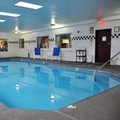 Swimming pool at Best Western Sandy Inn