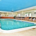 Swimming pool at Best Western Saranac Lake