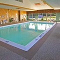 Swimming pool at Best Western Sault Ste. Marie