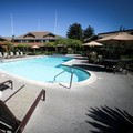 Swimming pool at Best Western Seacliff Inn