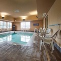 Swimming pool at Best Western Seminole Inn & Suites