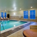 Swimming pool at Best Western Shelby Inn & Suites