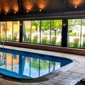 Swimming pool at Best Western Sheridan Center