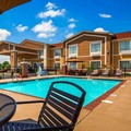 Swimming pool at Best Western Sherwood Inn & Suites (Mccain Area)