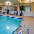 Swimming pool at Best Western Smithfield Inn