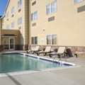 Swimming pool at Best Western Smyrna Inn