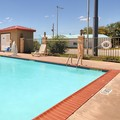 Swimming pool at Best Western Snyder Inn