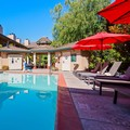 Swimming pool at Best Western Sonoma Valley Inn & Krug Event Center