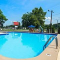Swimming pool at Best Western Springfield West Inn