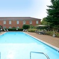 Swimming pool at Best Western Springhill Inn & Suites