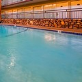 Swimming pool at Best Western State Fair Inn