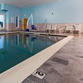 Swimming pool at Best Western Storrs
