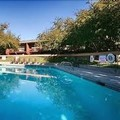 Swimming pool at Best Western Sunridge Inn