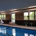 Swimming pool at Best Western Teal Lake Inn