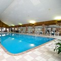 Swimming pool at Best Western Tomah Hotel