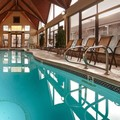 Swimming pool at Best Western Town & Country Inn