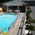 Swimming pool at Best Western Townhouse Lodge
